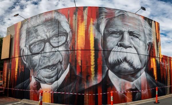 Aboriginal Street Art Project