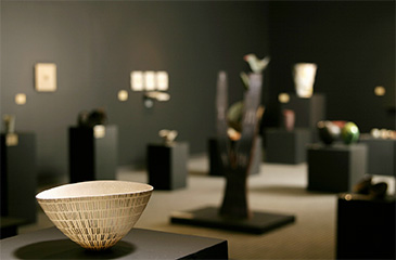 Shepparton Art Museum's ceramics collection.