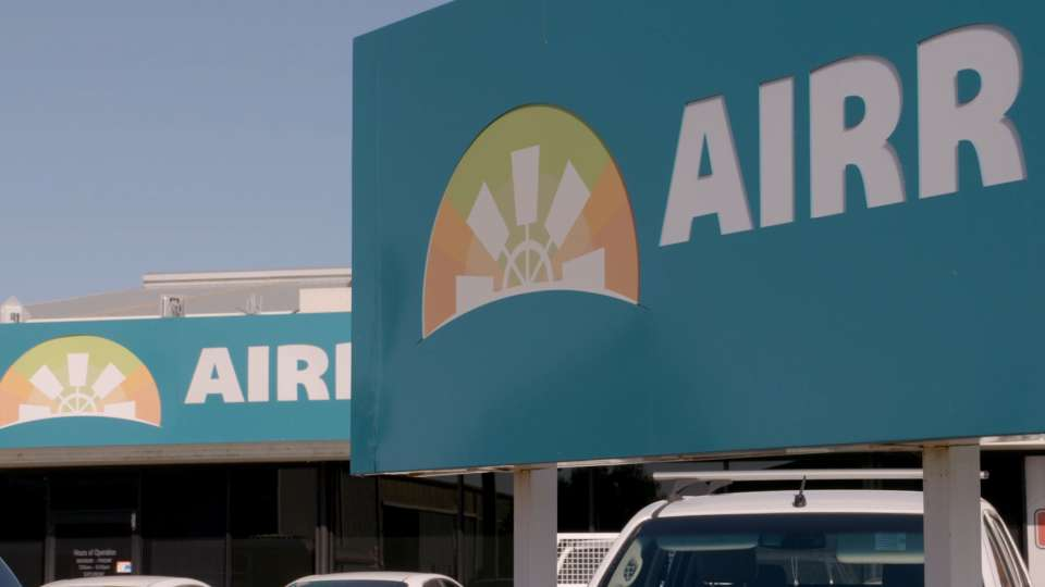 AIRR - Greater Shepparton Great Thing Happen Here