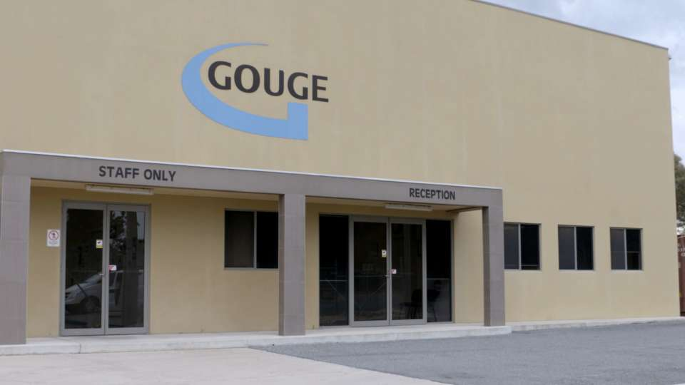 Gouge - Greater Shepparton Great Thing Happen Here