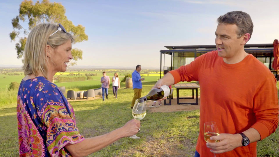 Tallis Wine - Greater Shepparton Great Thing Happen Here